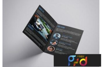 A4 Clean Brochure Design 3525596 5