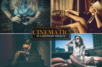 35 Cinematic Lightroom Presets 3535769 2