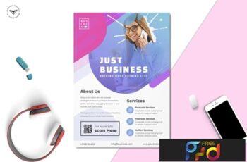 Business Flyer Template 3622456 5