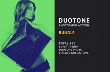 Duotone Photoshop Actions (Bundle) 3535664 6