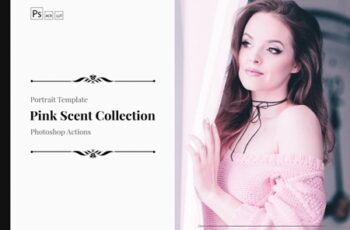 Neo Pink Scent Color Grading photoshop actions 3530870 5