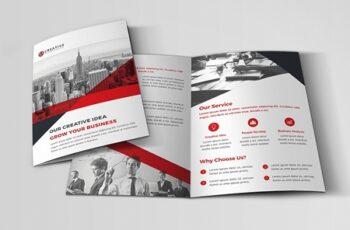 Business Bi-Fold Brochure 3296954 2