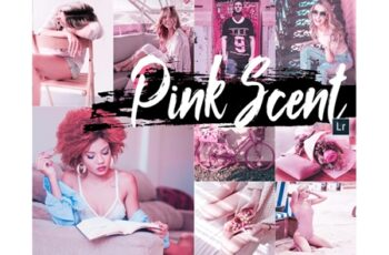 Neo Pink Scent Theme Desktop Lightroom Presets 3530633 9