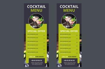 Cocktail Menu Template 3260409 7