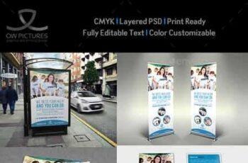 Volunteer Charity Advertising Bundle Vol3 23147163 5