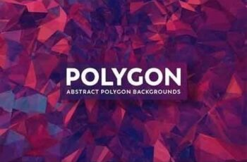 Abstract Polygon Backgrounds 3