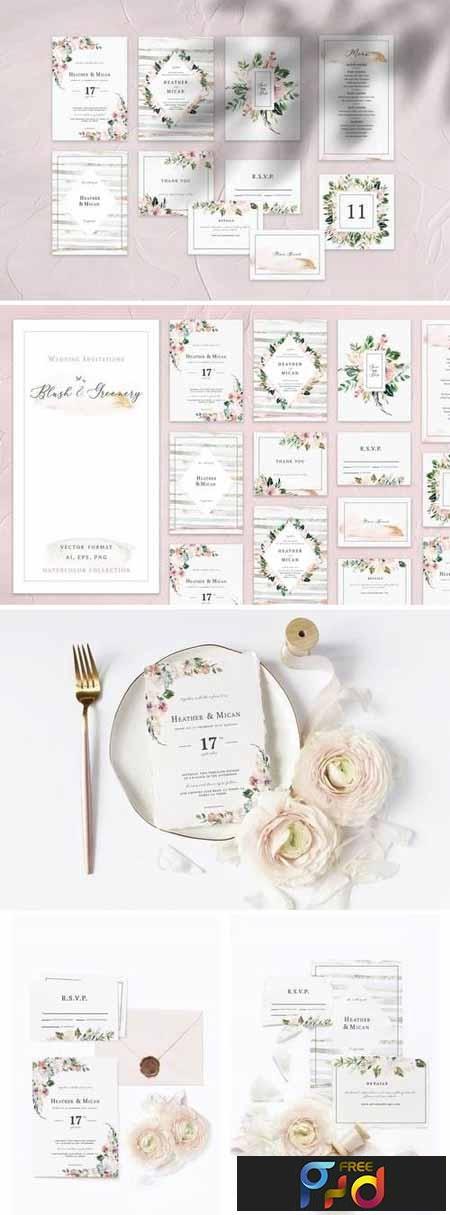 Blush & Greenery Wedding Collections 3438431 1