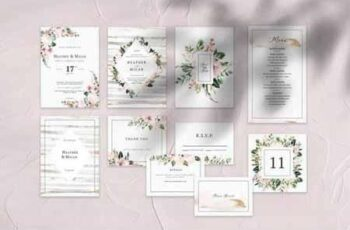 Blush & Greenery Wedding Collections 3438431 4