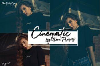 Cinematic Lightroom Presets 3537504 6