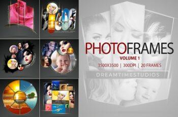 Photo Frames Vol 1 3450670 4