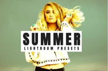 Summer Lightroom Presets 3537016 6