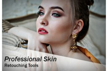 Professional Skin Retouch Tools (Action & Brushes) 3536341 4