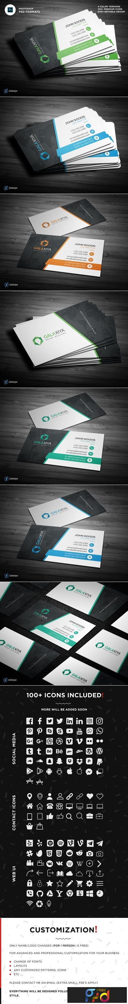 Modern Creative Business Cards 3038576 1