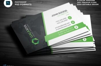 Modern Creative Business Cards 3038576 7