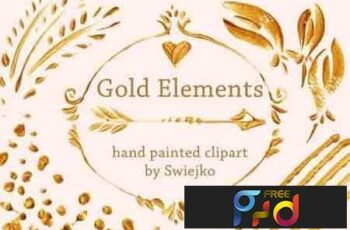 Gold Elements 1261033 3