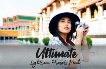 Ultimate Lightroom Presets Pack 3539235 5