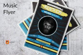 Music Flyer 3215028 4