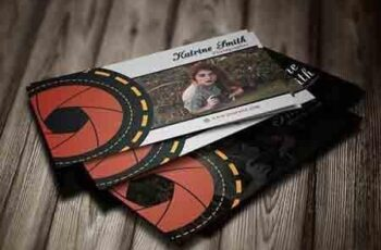 Photographer Business Cards 3295774 5