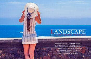 33 Landscape Lightroom Presets 3536310 7