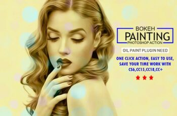 Bokeh Painting Photoshop Action 3536544 5
