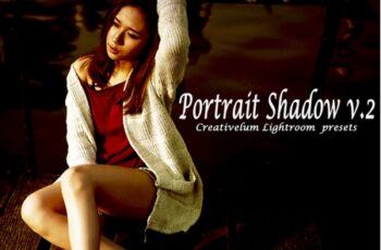 Portrait Shadow v.2 Lightroom Presets 3536521 6