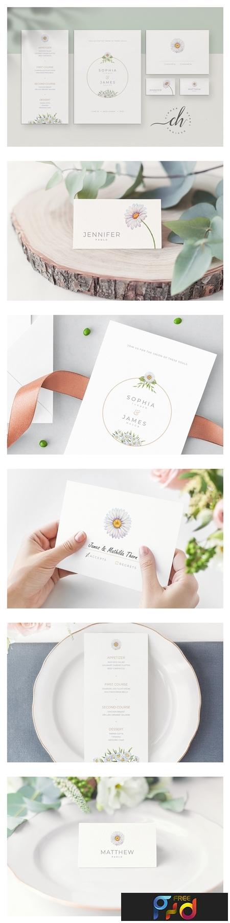 Opal Wedding Invitation Suite 3278930 1