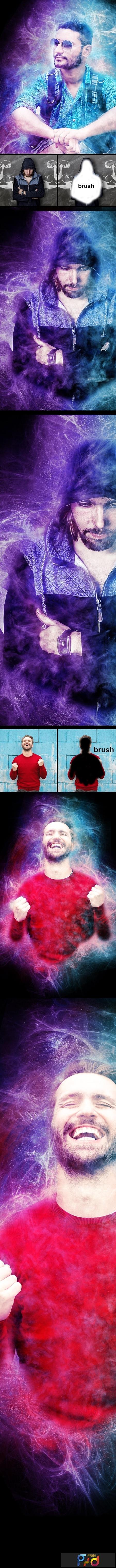 Amazing Power Photoshop Action 23444666 1
