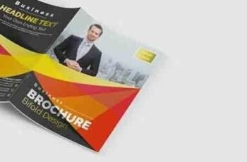 Bifold Brochure Template 2