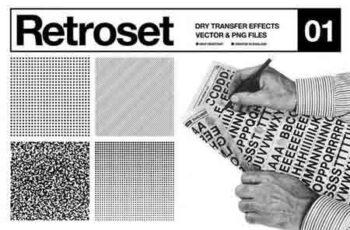 Retroset - Dry Transfer Effects 9