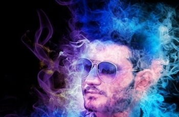 Amazing Colored Smoke Photoshop Action Vol 2 23393081 4