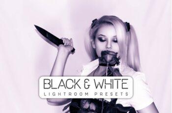 Black and White Lightroom Presets 3544112 7