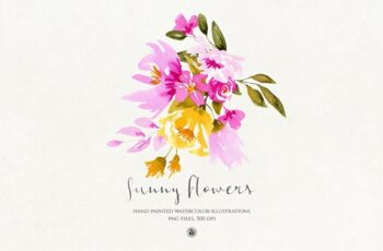 Sunny Flowers 3481637 7