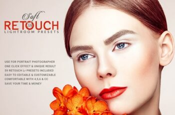 59 Soft Retouch Lightroom Presets 3545308 3