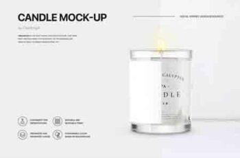 Candle Mockup 2