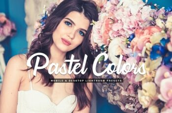 Pastel Colors Mobile & Desktop Lightroom Presets 3631722 4