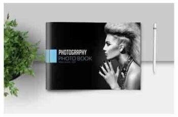PSD Photo Album Template 2 3