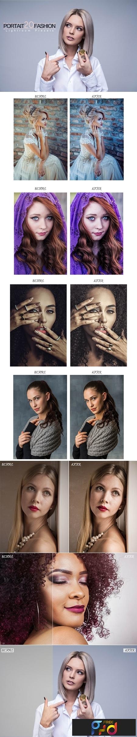 20 Portrait Fashion Lightroom Presets 3544382 1