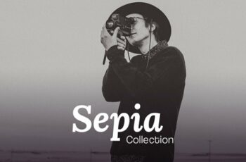 Sepia Lightroom & ACR Presets 3546246 7
