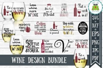 Wine Quotes Bundle 7