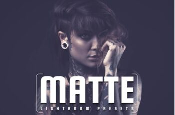 Matte Lightroom Presets 3546515 6