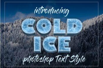 10 Frozen Photoshop Layer Style 3430647 7