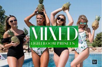 Mixed Lightroom Presets 3547368 6