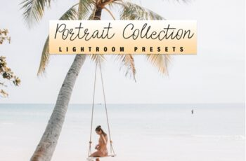 Portrait Collection Lightroom Presets 3547375 6