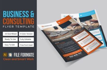 Business & Consulting Flyer 3277022 4
