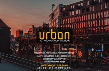 10 Urban Photoshop Action 3546196 7