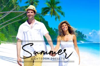 Summer Lightroom Presets 3547419