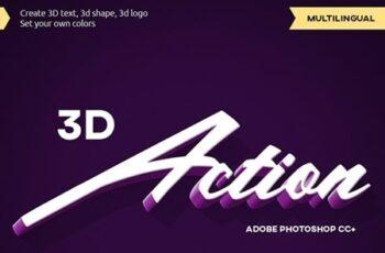 3D Action 23518261 9