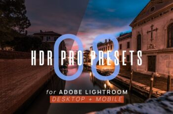 8 HDR Pro Presets for Lightroom 3617700 5