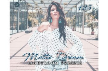 125 Matte Dream Lightroom Presets 3218825 4