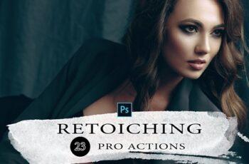 23 Pro Portrait Retouching Photoshop 3621300 6
